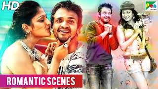 Agniputra (HD) Romantic Scenes | New Released Hindi Dubbed Movie | Vijay Raghvendra, Haripriya