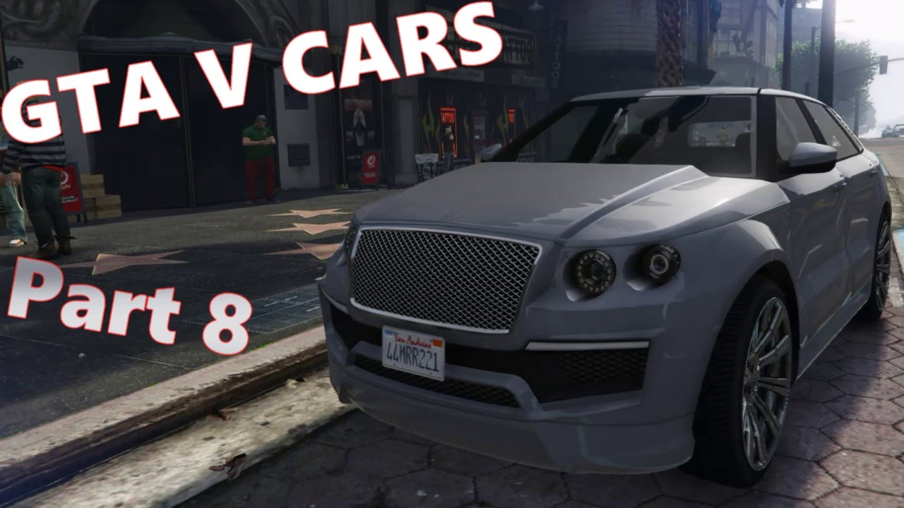 Steam Community :: Video :: GTA V CARS - PART 8 - SUV