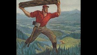 Я ПРОФЕССИОНАЛ. Лесозаготовители.