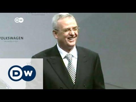 Martin Winterkorn – VW-Konzernchef a. D. | DW Nachrichten
