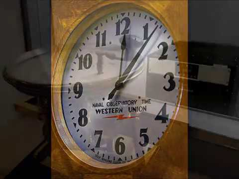US Naval Observatory Master Speaking Clock