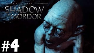 Middle Earth Shadow Of Mordor Playthrough #4 - My Precious! (PC Gameplay)