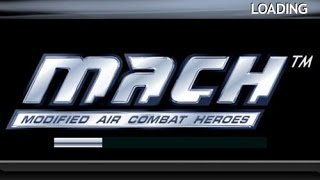 Mach Modified Air Combat Heroes -PSP- Gameplay