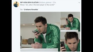 INTERNET REACTS TO CRISTIANO RONALDO`S HATTRICK VS SPAIN