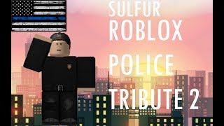 Thunder - ROBLOX Police Tribute (1,300k Special)
