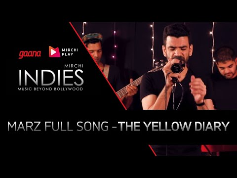 Mirchi Indies | Marz Full Song | The Yellow Diary | Radio Mirchi
