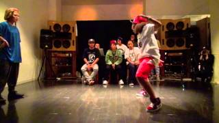 FRESH!? vol.6 FINAL BATTLE CHICCO(Dig kidz/Bash On) VS Tracey(Team Jonahsan/Under progress)win