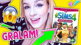 WIEM CO BĘDZIE W THE SIMS 4 ZOSTAŃ GWIAZDĄ  Sims Camp 2018