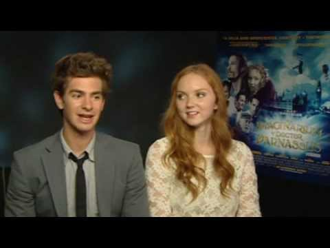 The Imaginarium Of Doctor Parnassus Andrew Garfield The Imaginarium...