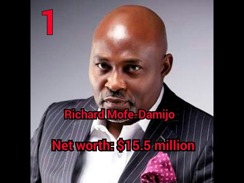 Top10 richest nollywood actor in africa with their net worth(latest)