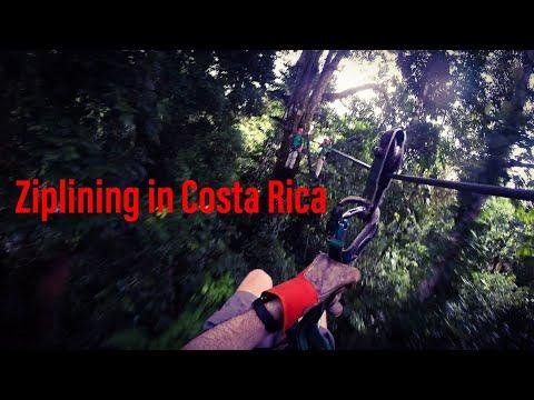 Costa Rica Ziplining - COMPLETE Titi Canopy Tour (Manuel Antonio-Quepos)