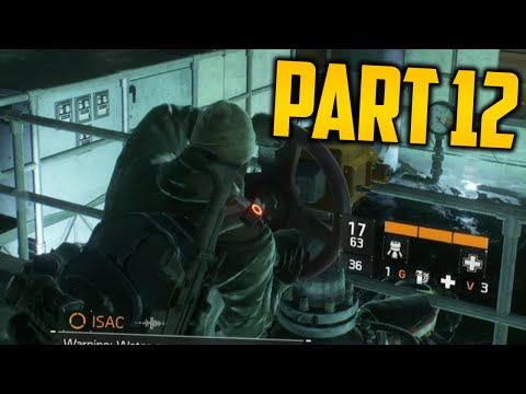 Tom Clancy's The Division Beta Walkthrough - Part 12 - WATER SUPPLY (Let's Play, Playthrough)