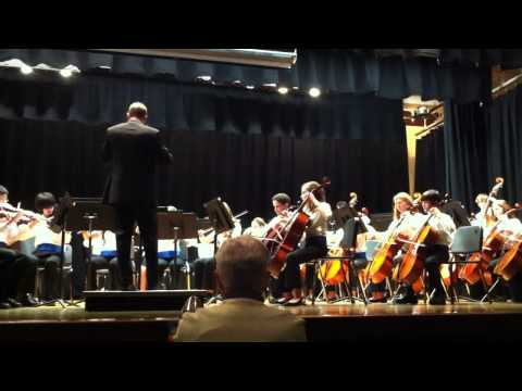 Vortex (Longfield) Buford Middle School Orchestra