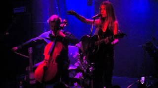 Heather Nova - Maybe an Angel - Live at The Barby Club Tel-Aviv, November 11th 2015.