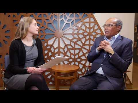 Moncef Marzouki on Tunisia, Democracy, and Human Rights