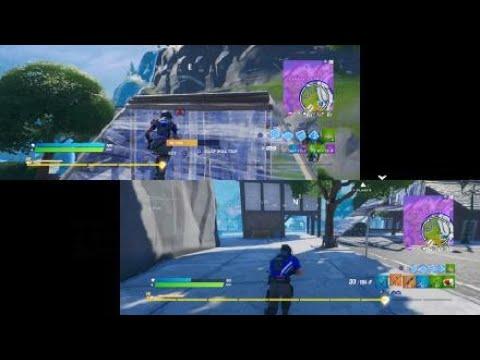 Win On Fortnite Split Screen.