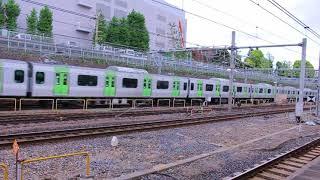 JR東日本  山手線 内回り E235系車両