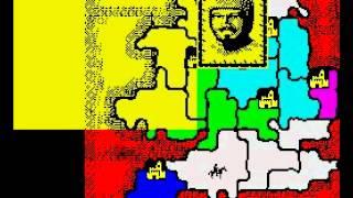 Defender of the Crown Walkthrough, ZX Spectrum