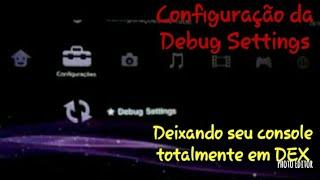 Download lagu Configuração da Debug Settings 2018 MP3