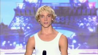 France's got talent ballet dancer boy