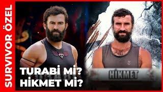 Turabi vs Hikmet! - Survivor 2019 vs Survivor AllStar