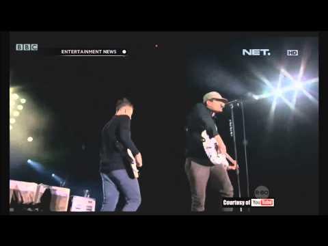 Tom Delonge Blink 182  elihat UFO Mp3