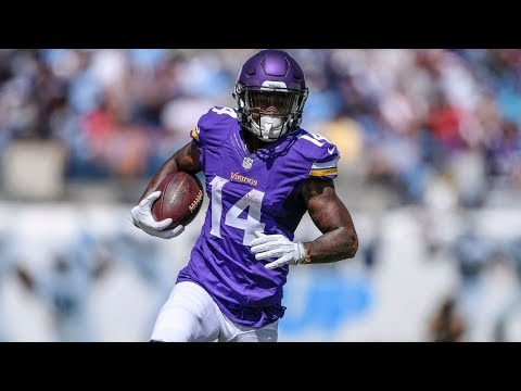 "Stefon Diggs Highlight Mix ""Go Off"""