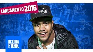 MC Davi - Hoje eu Acordei com o Pé Direito (Perera DJ) Lançamento 2016