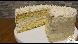 Нежнейший домашний Киевский торт - ну очень вкусный десерт!