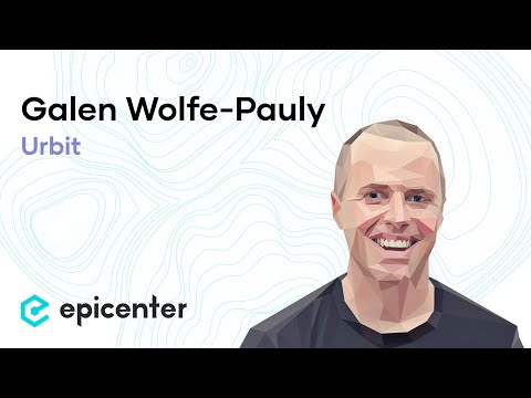 #205 Galen Wolfe-Pauly: Urbit - A Digital Republic Reinventing the Internet