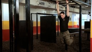 How to Do Monkey Bar Jumps | Warrior Fitness