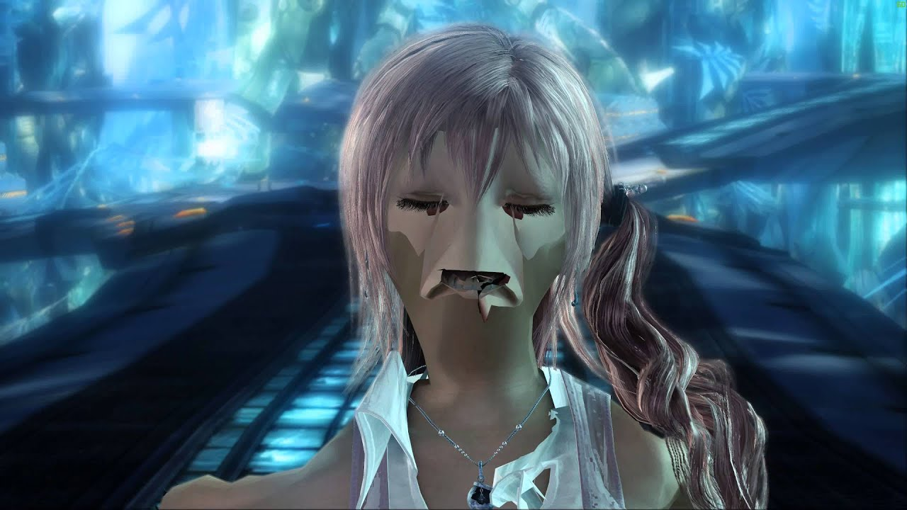 Final Fantasy Xiii Pc Mod Lightning And Hope As Serah