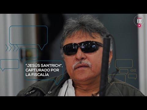 Ex jefe guerrillero Jesús Santrich, capturado con fines de extradición a EE.UU.   El Espectador