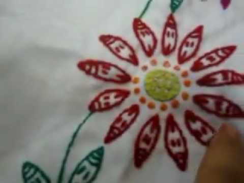Make Your Own Embroidery Pattern Youtube