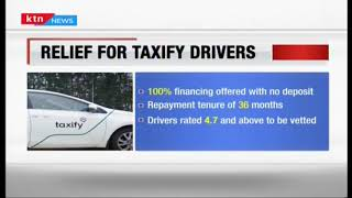 Taxify partners with Stanbic bank and Renault Kenya