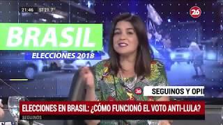 Elecciones BRASIL - Especial CANAL 26 - 2ª parte