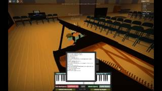 To Zanarkand - Roblox Piano