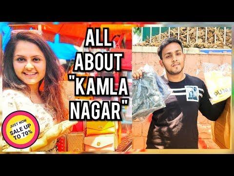 "All About ""Kamla Nagar"""