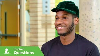 Leon Bridges Works Hard and Stays Humble   St. Jude Inspired Questions
