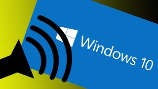 Changing Sounds in Windows 10