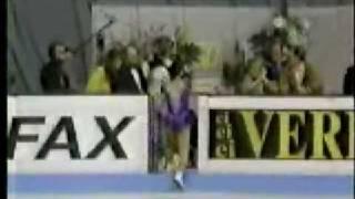 Midori Ito SP 1991 World Figure Skating Championships