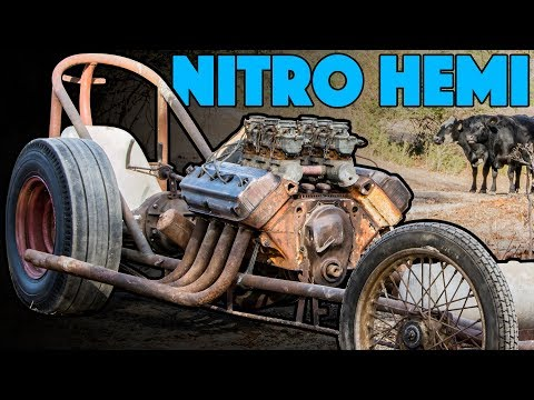 Download Front Engine Dragster Hidden in the Woods we bought it! - Hot Rod Hoarders Ep. 9 Mp4 baru