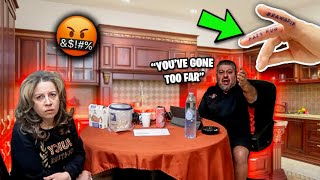 MY PARENTS REACT TO MY FAZE RUG AND BRAWADIS TATTOO.... **INSANE FREAKOUT**