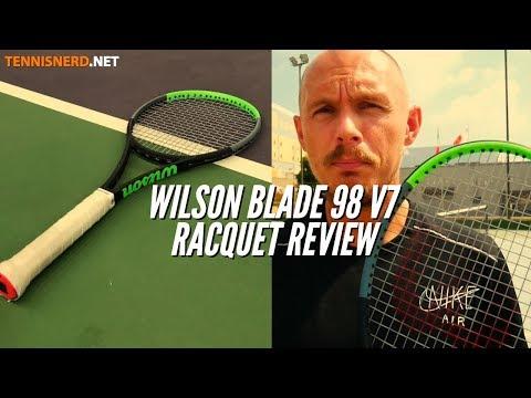 Wilson Blade 98 V7 16x19 Racquet Review