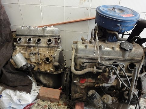 TOYOTA STARLET KP60 4K ENGINE DISASSEMBLY AND RESTORING(part 1)