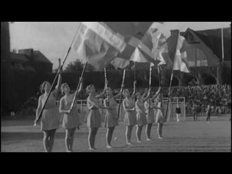 """""""Fredsolympiaden"""" i Stockholm 1939"""