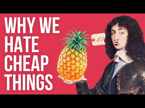 Why We Hate Cheap Things