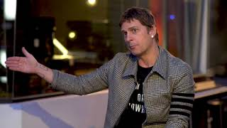 Rob Thomas - What's the story behind the album title Cradlesong? (Cradlesong 10 Year Anniversary)