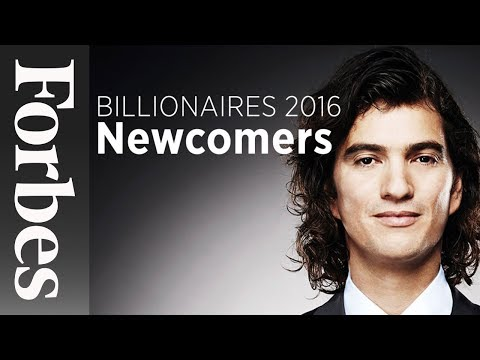 Billionaires 2016: Notable Newcomers To Watch