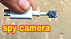 diy home made spy camera From old mobile phone camera | utsource